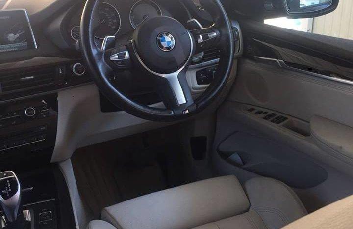 BMW X5 2.5 2015 full