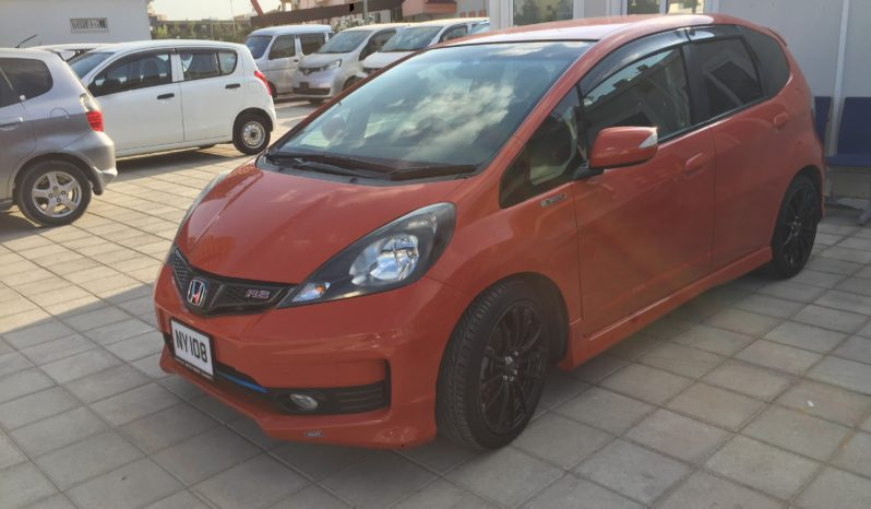 HONDA Fit Rs 2012 full