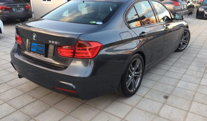 BMW 5-Serisi 523d M Sport 2016 tam