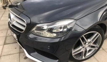 Mercedes-Benz E-Class E250 D 2014 полный