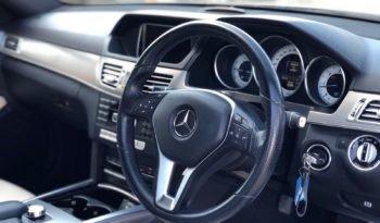Mercedes E300h 2014 full