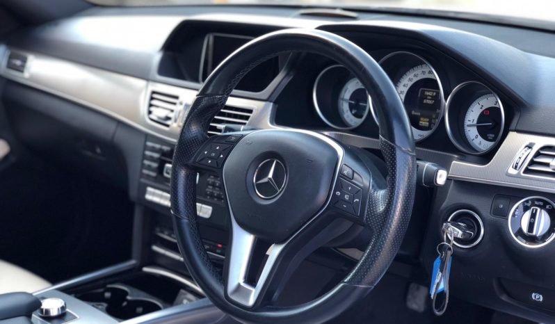 Mercedes E300h 2014 полный