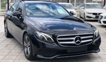 Mercedes E220d – Premimum Line 2016 full