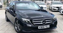 Mercedes E220d – Premimum Line 2016