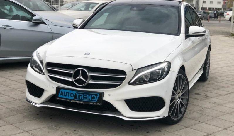 Mercedes c300h – Premium Plus 2016 полный