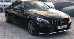 Mercedes c250 Coupe - Премиум Плюс 2017