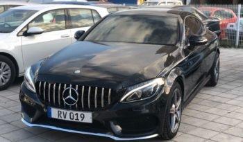 Mercedes c250 Coupe – Premium Plus 2017 полный