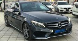 Mercedes C220d AMG Line Premium 2015