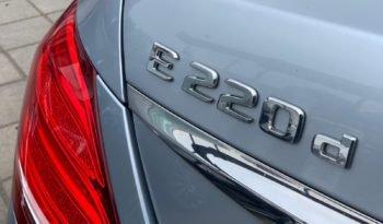 Mercedes E220d AMG Premium Plus 2016 tam