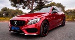 Mercedes c250 AMG Premium Plus 2016
