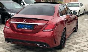 Mercedes c250 AMG Premium Plus 2016 полный