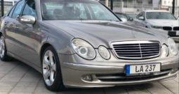Mercedes e270 CDI