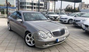 Mercedes e270 CDI tam