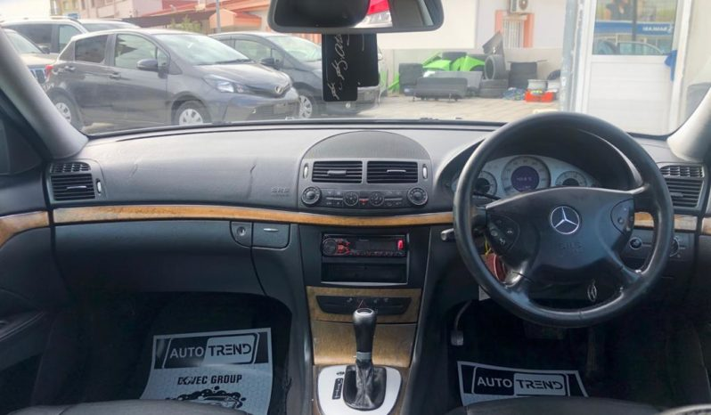 Mercedes e270 CDI full