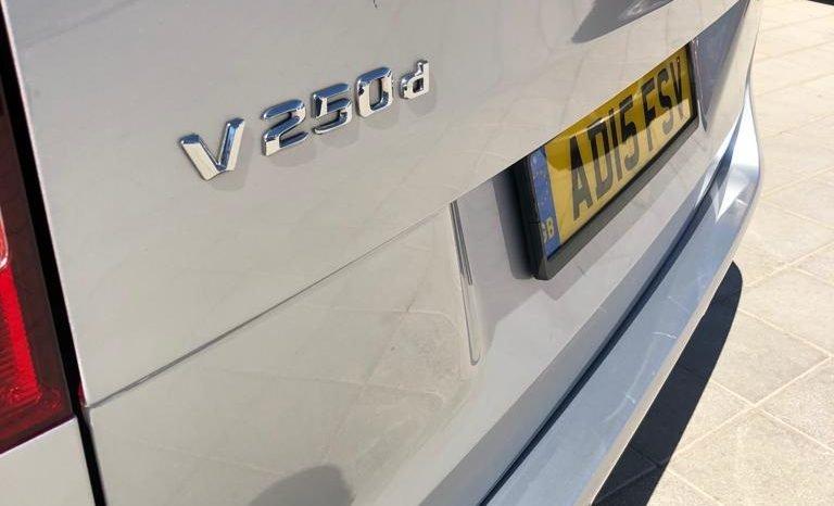 Mercedes V250d – Vito VIP 2015 tam