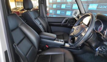 Plakasız Mercedes-Benz G-Class 2017 полный